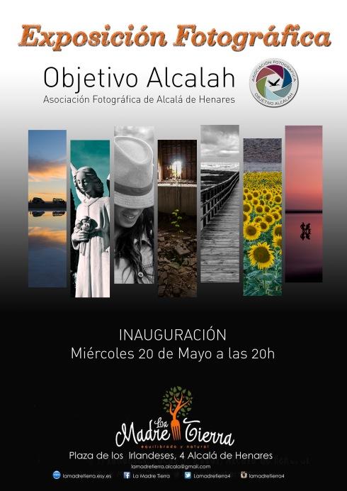 Exposición Objetivo AlcalaH